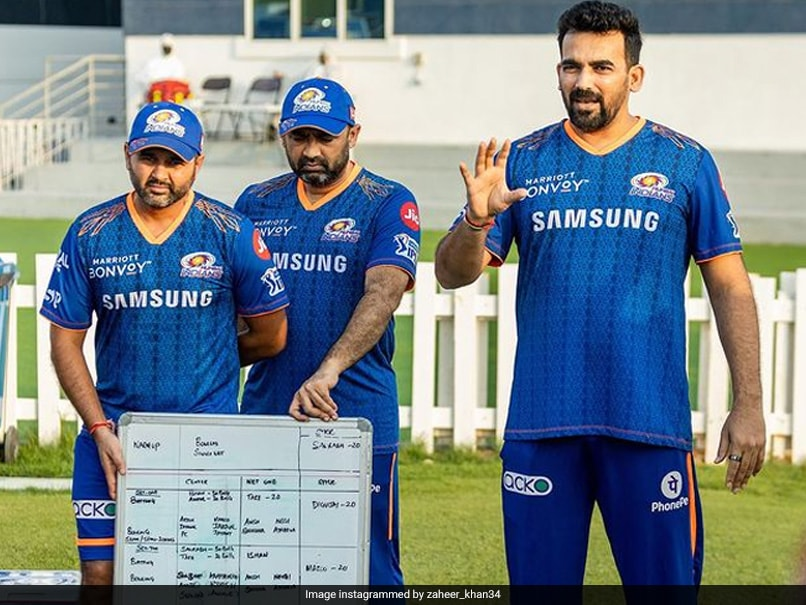 Middle Order Hasnt Fired: Zaheer Khan Sums Up MIs Poor Run Of Form In UAE