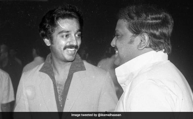On S P Balasubrahmanyam's First Death Anniversary, Kamal Haasan Remembers Him With Precious Throwbacks
