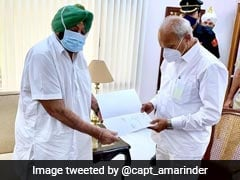 """Amarinder Singh, """"Humiliated Thrice"""", Quits As Chief Minister: 10 Facts"""