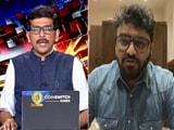 "Video : ""Opportunity To Renew Unfinished Innings"": Babul Supriyo On Joining Trinamool"