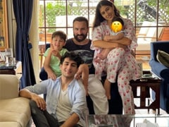 The Advice Saif Ali Khan Would Give Ibrahim, Taimur And Jeh If They Want To Act