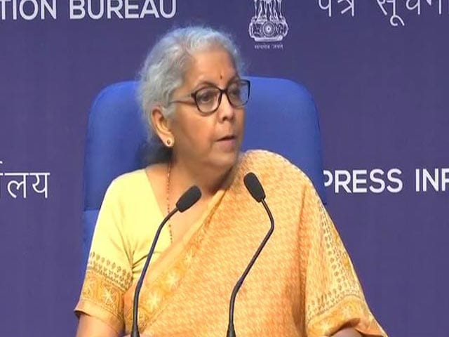 Video : RS. 5.01 Lakh Crore Recovered In Last 6 Financial Years, Says Finance Minister
