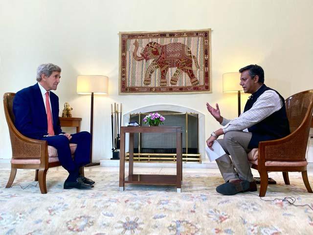 Video : Renewable Energy Goal Ambitious, Confident India Will Achieve It: John Kerry