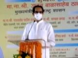 "Video : Uddhav Thackeray's ""Future Friend"" Remark For BJP Leader Reignites Buzz"