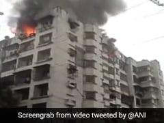 Fire In 7-Storey Residential Building In Suburban Mumbai, Fireman Injured