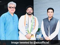 """""""He Is Greedy"""": BJP Leader After Babul Supriyo's Switch To Trinamool"""