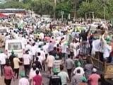 Video : Traffic Eases At Delhi Border After Farmers' Bharat Bandh
