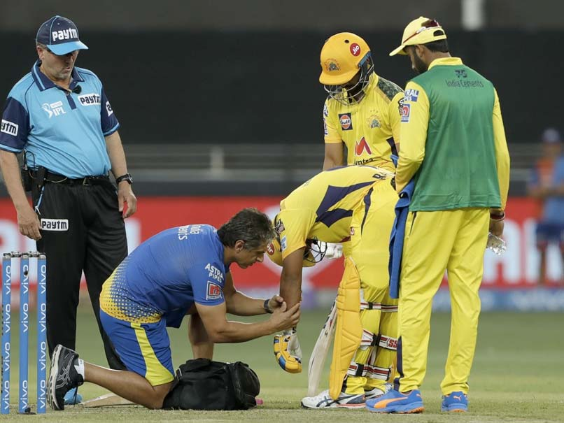IPL 2021: Ambati Rayudus X-Ray Shows No Fracture, Should Be Available For RCB Game, Says CSK CEO