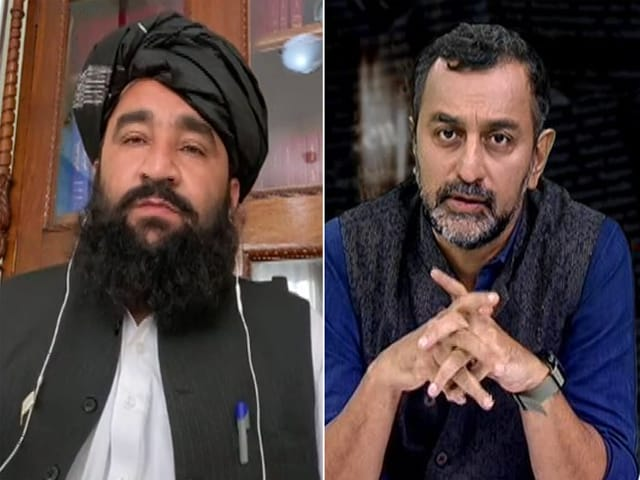 Video : Pakistan Spy Agency 'Mediating' Taliban Rift?