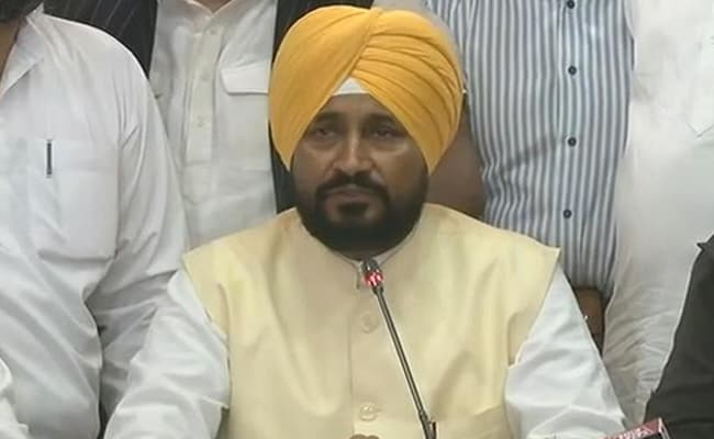 Congress Made Charanjit Channi Punjab Chief Minister To Grab Dalit Votes: BJP