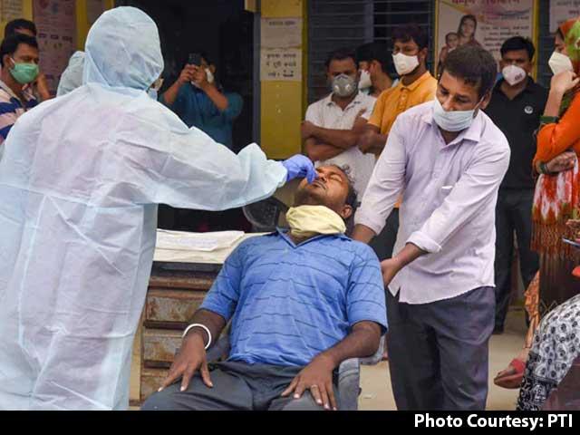 Video : 33,376 Fresh Coronavirus Cases In India, 4.5% Lower Than Yesterday