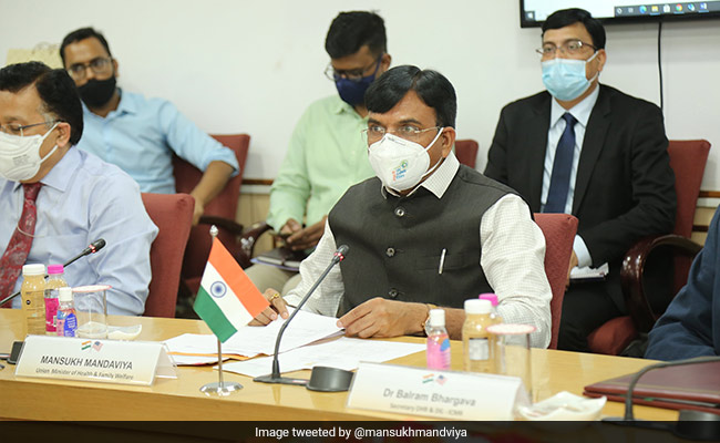 India, US Need To Work Jointly In Reforming Global Health Architecture: Minister