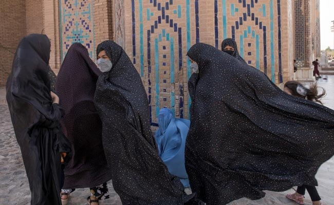 Will Allow Women At Universities, But Mixed Classes Banned: Taliban