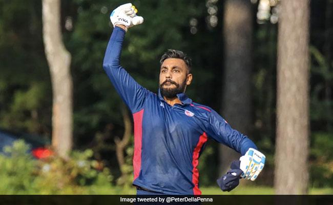 Todays News भारतीय मूल के बल्लेबाज ने अमेरिका की ओर से खेलकर मचाया धमाल, ODI में 6 गेंद पर जड़े 6 छक्के