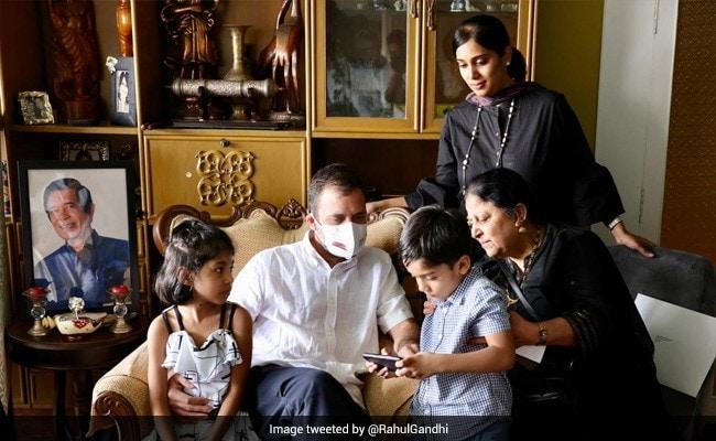 'True Soldier': Rahul Gandhi's Tribute To 'Friend, Guide' Oscar Fernandes