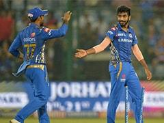"IPL 2021: Mumbai Indians' Jasprit Bumrah, Suryakumar Yadav Are ""Quarantine Neighbours"" In The UAE. See Pic"