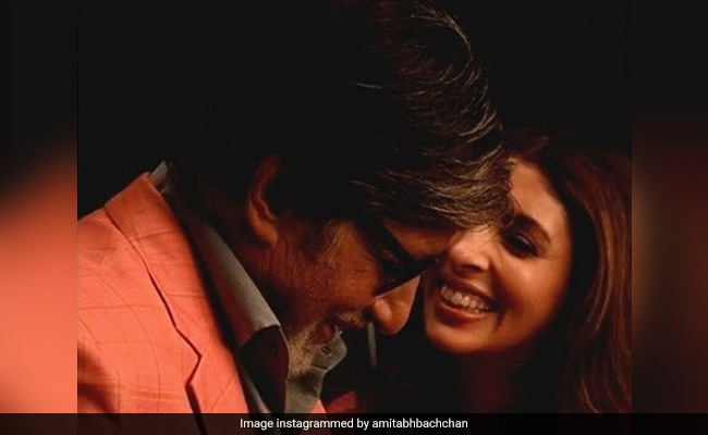 Daughters' Day 2021: Amitabh Bachchan's Adorable Post For Shweta Wins The Internet