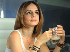 Sussanne Khan's New Project Gets A Shout Out From Hrithik Roshan. Her Reply