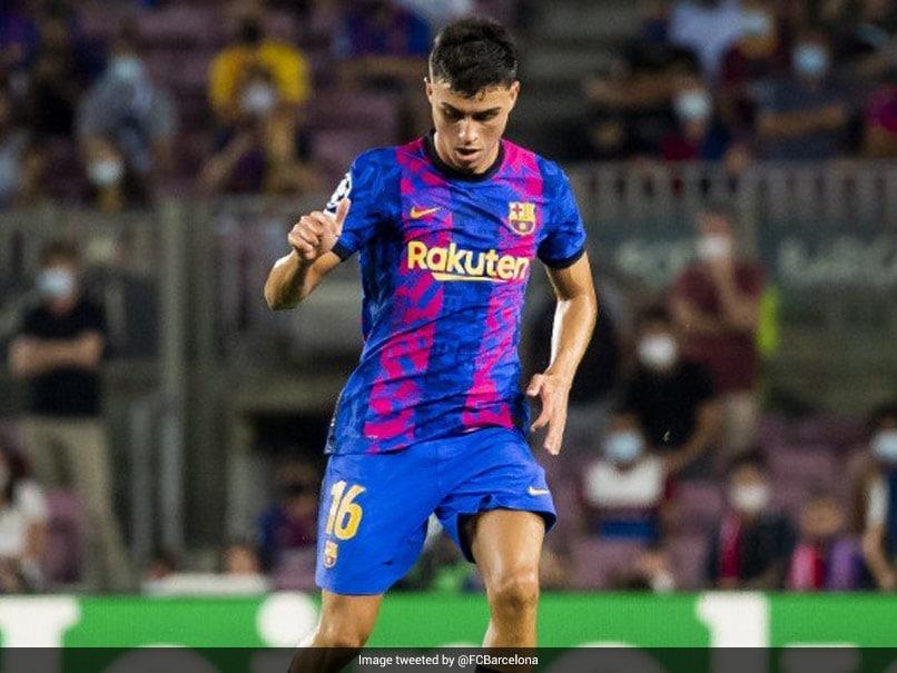 Double Blow For Barcelona As Pedri And Jordi Alba Injured