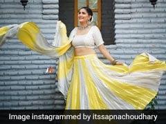 Sapna Choudhary की लेटेस्ट तस्वीरों ने जीता फैंस का दिल, बोले- ड्रीम गर्ल...