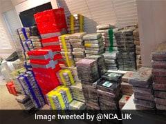 2 Tonnes Of Cocaine Worth $221 Million Seized Off UK Coast In Massive Bust