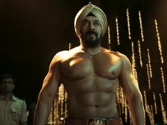 <I>Antim</i> Song <I> Vighnaharta</i>: Salman Khan And Aayush Sharma's Shirtless Face Off, Bonus: Varun Dhawan