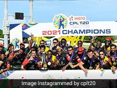 CPL 2021: St Kitts And Nevis Patriots Beat Saint Lucia Kings In Last-Ball Thriller To Win Maiden Title