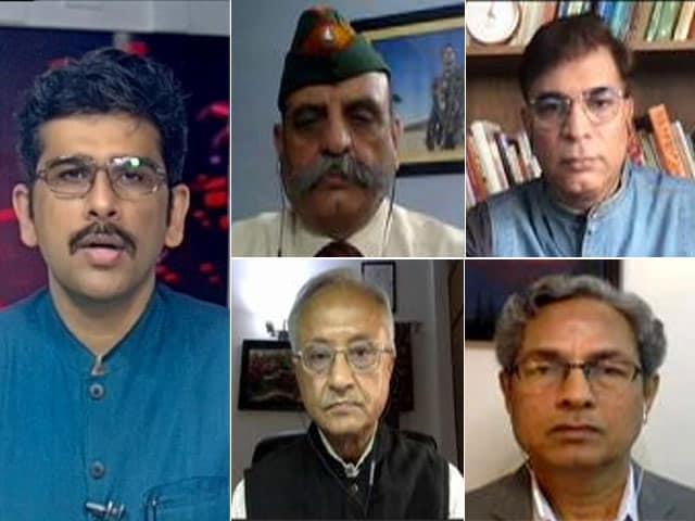 Video : सवाल इंडिया का : आतंकवाद की सरकार या विश्व की मान्यता प्राप्त सरकार?