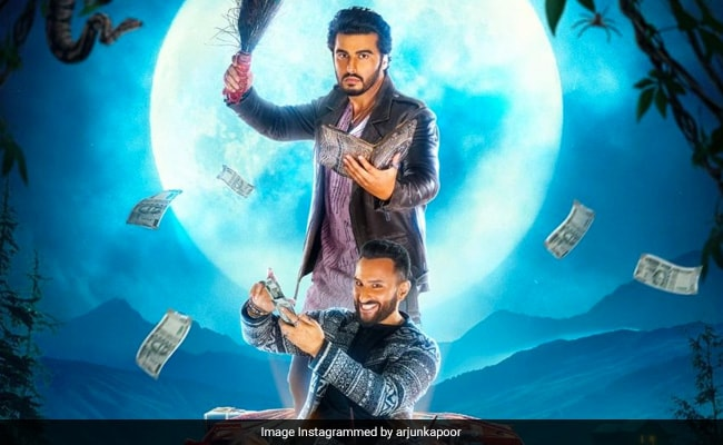 Bhoot Police Review: Saif Ali Khan Brings His Flair For Comedy To Breezy Caper Film