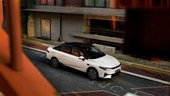 XPeng P5 EV Debuts With Up To 600 Kilometres Of Range