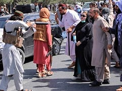 Afghanistan's Tiananmen Square Moment - When A Woman Faced Taliban Gun