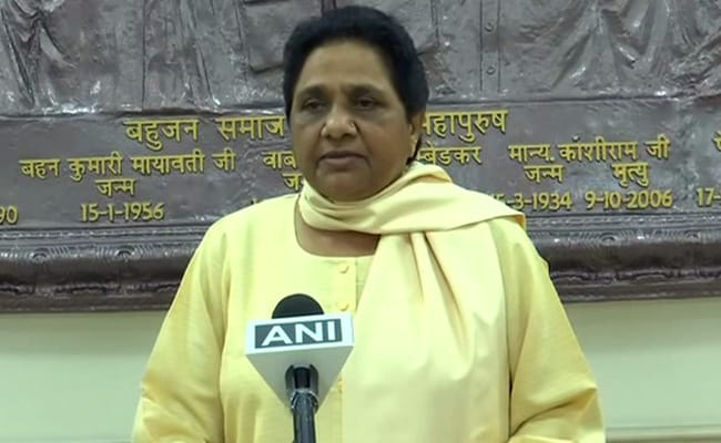Mayawati Extends Support To 'Bharat Bandh' Called By Farmers Body