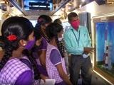 Video : ISRO Displays Chandrayaan, Mangalyaan Models For Students IN Chennai