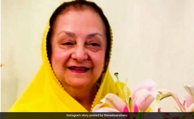 Saira Banu Discharged From Hospital, Is 'Doing Well'