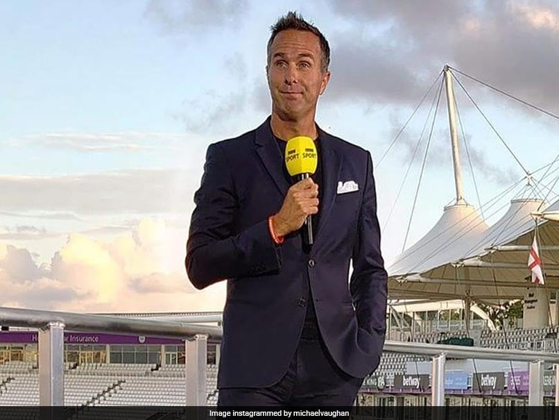 Michael Vaughan react on T-Natarajan Test Covid positive says i Guaranteed IPL will not be canceled