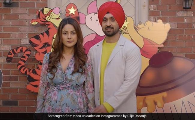 Honsla Rakh Trailer: Diljit Dosanjh Is Torn Between Shehnaaz Gill And Sonam Bajwa