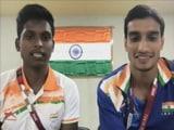 Video : Mariyappan, Sharad Take India's Medal Count to 10 at Paralympics