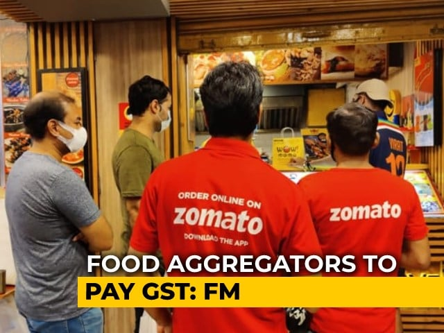 Video: Swiggy, Zomato Impacted By New GST Rules. But Customers Won't Pay More