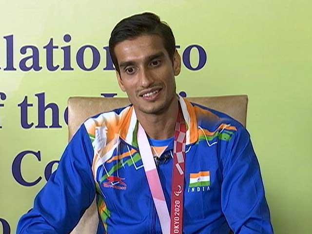 Video : TOPS Made Sports Professional: Sharad Kumar