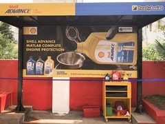 Shell Partners With ReadyAssist To Set Up Quick Lube Change Centres Across India