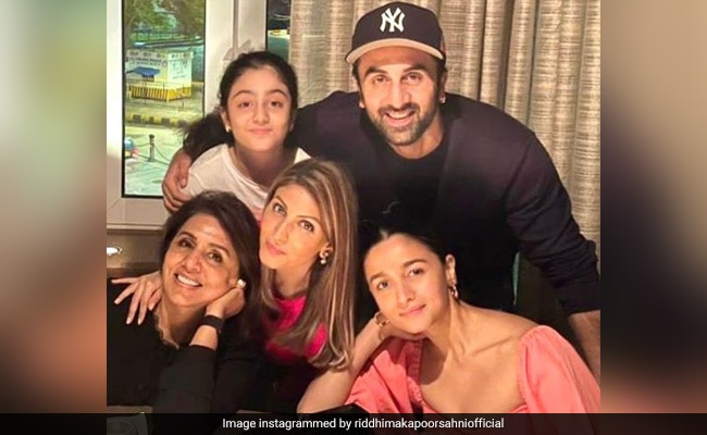 Ranbir Kapoor Is Growing 'Younger But Wiser': Sister Riddhima's Birthday Post Comes With A Pic Of Alia Bhatt