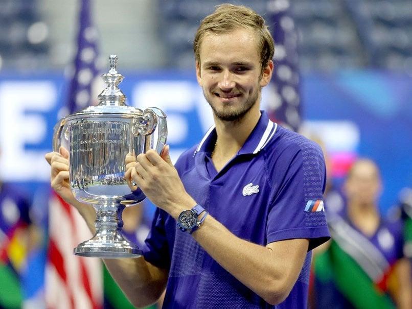 US Open Final: Daniil Medvedev Stuns Novak Djokovic In Straight Sets, Wins Maiden Grand Slam Title