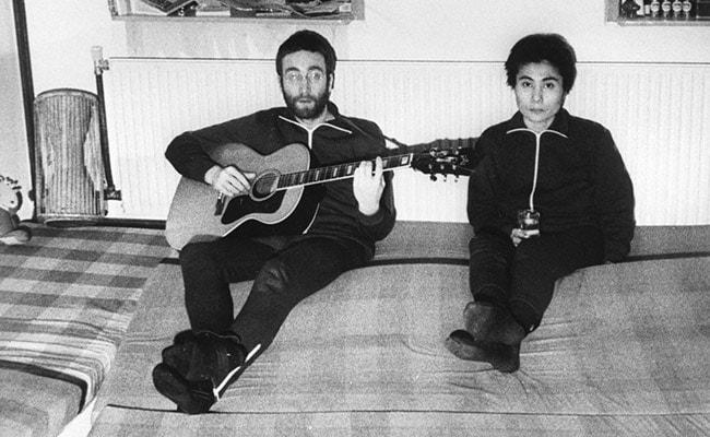 Imagine That: Unheard John Lennon Tape Goes On Sale
