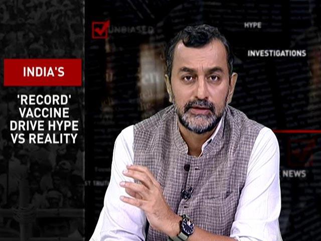 Video : Decoding India's 1 Crore Vaccine Days