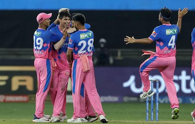 IPL: Kartik Tyagi Scripts Incredible Two-Run Win For RR Against PBKS