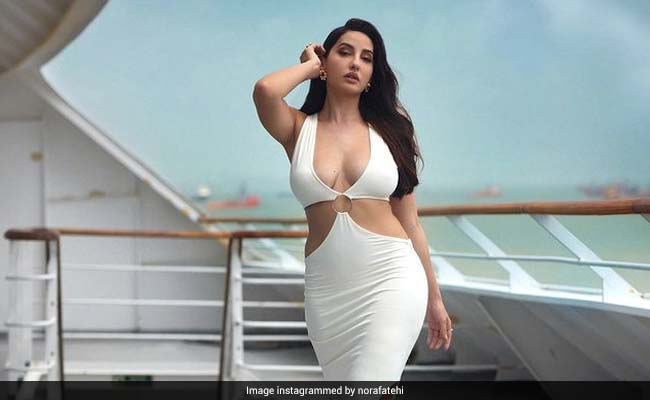Just Nora Fatehi Being Her Stunning Self In Trending Pics