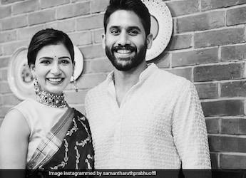 Samantha Ruth Prabhu Enjoys Drool-Worthy Thali, Shares Snippet On Instagram