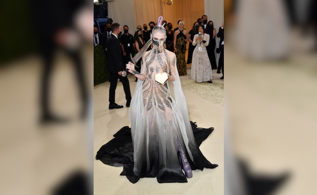 , Met Gala 2021: Celebs We Almost Didn't Recognise – Blame The Full Body Mask, The World Live Breaking News Coverage & Updates IN ENGLISH