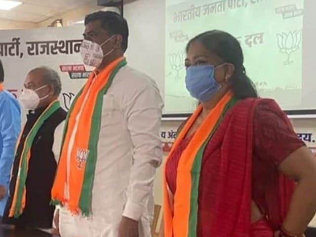 Video : Vasundhara Raje Skips Key BJP Meeting In Rajasthan
