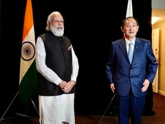 PM, Japanese Counterpart Hold Talks In US Ahead Of Quad Meet